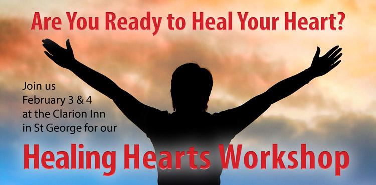 Healing Hearts Banner