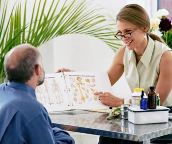 Successful Herbalist Consultant