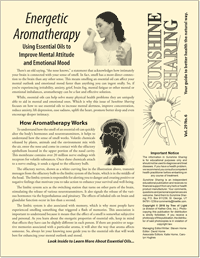 Energetic Aromatherapy